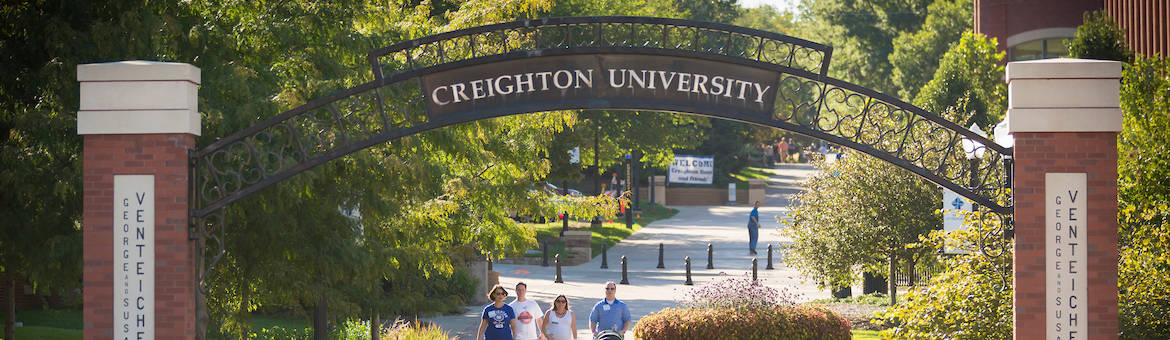 Creighton University campus